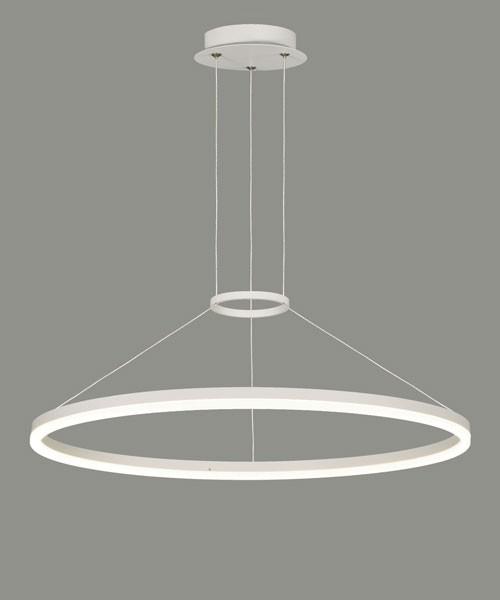 ACB Belenus 3444/1 Lampadario a LED 36w Bianco