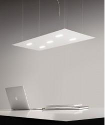 ANTEALUCE Tratto 6821.90 Lampadario a LED Moderno 67,5w