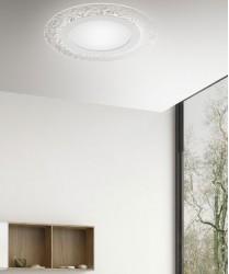 ANTEALUCE Bloom 7012.55 Plafoniera a LED Moderna 29w