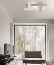 ANTEALUCE Framing 6846PLM Plafoniera a LED Moderna 27w