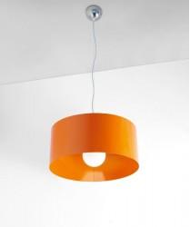 TOPLIGHT Cylinder 1067/S AR Lampadario Moderno Arancione