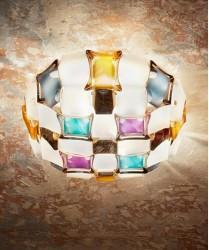 SLAMP Mida Multicolor Lampada Moderna da Soffitto Multicolore