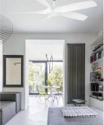 FARO Cocos 33548W Ventilatore da Soffitto a LED WiFi Bianco