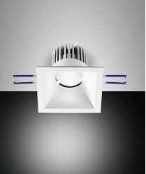 FABAS Sigma 3445-72-347 Faretto da Incasso per Interni a LED