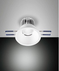 FABAS Sigma 3445-72-346 Faretto da Incasso per Interni a LED