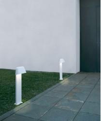 FARO sentinel 75102 Palo da Esterno 60cm Bianco