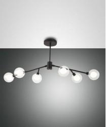 FABAS Dalila 3541-61-101 Plafoniera Moderna a LED