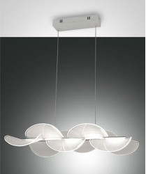 FABAS Sylvie 3626-46-102 Lampadario Moderno a LED